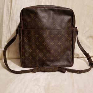 Authentic louis Vuitton Marceau GM Messenger  bag